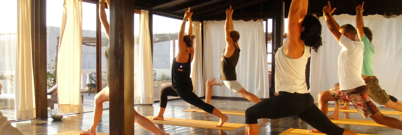 Moroccan Yoga Retreat                                                                              1st - 8th Oct 2016